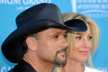 Faith Hill and Tim McGraw are preforming a concert together along with many others on Jun. 22, to support the Nashville Floods.  (Gabriel Bouys/Getty Images)