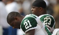 Jets' Tomlinson out Against Broncos Thursday