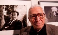 World-Renowned Photographer Tells of War, Painters, and Actors