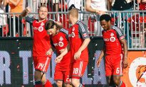 Toronto FC Gets First MLS Win of 2012