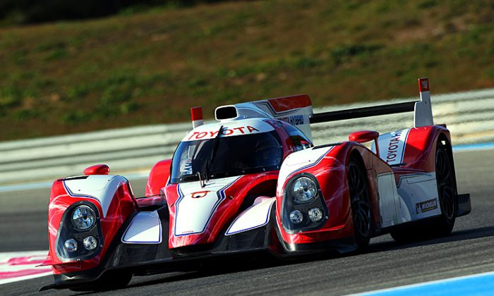 Toyota has announced the driver line-ups for both the TS030 Hybrids it will run at Le Mans 2012. (Toyota)