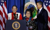 Native Americans Strive to Reclaim Their Identity