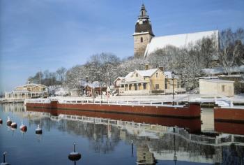 Winter in Turku  (Courtesy of Elke Backert)