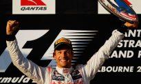 Button, McLaren Win 2012 Formula One Australian Grand Prix
