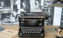 Filmmakers Dust Off Hidden World of Typewriters