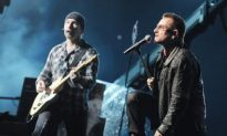 U2 Cancels 360 Degrees Tour Following Bono Surgery