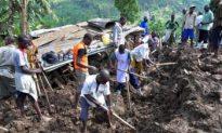 Mudslide Kills 80 in Uganda