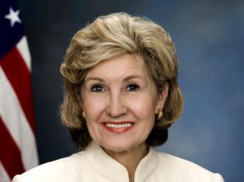 U.S. Senator Kay Bailey Hutchinson.