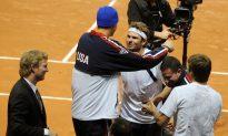 U.S. Davis Cup Team Announced