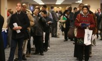 New York City Unemployment Rises to 9.1 Percent in January