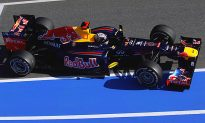 Vettel Fastest on Day One of Formula One Barcelona Test