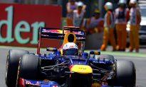 Vettel on Pole for Formula One European Grand Prix at Valencia