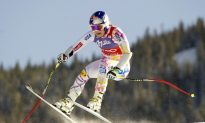 Vonn Claims Fourth Win in a Row