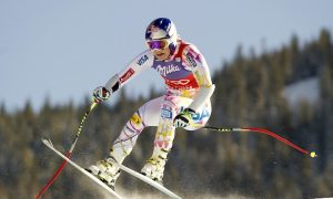 Skier Lindsey Vonn Responds to Criticism After Trump Comment