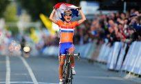 Vos Wins UCI Women's Elite World Championship Road Race