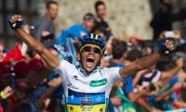 Contador Captures the Lead in Vuelta Stage 17