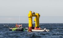 Wave-Powered Energy Turning the Tide in Oregon