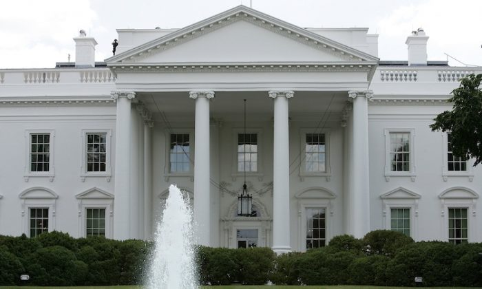 The exterior view of the north side of the White House May 31, 2005 in Washington, DC. (Alex Wong/Getty Images)