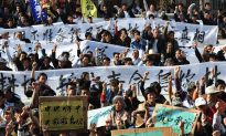 'Young Enthusiasts' Guide Chinese Village in Groundbreaking Protests
