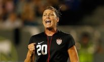 Abby Wambach Named AP Female Athlete of Year