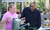 Harris Health System Garden Helps Bodies and Souls