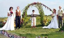 A Double Wedding at EcoVillage
