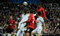 Champions League: Welbeck Earns Manchester United Draw Away to Real Madrid
