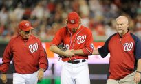 Nationals Outfielder Werth Out 12 Weeks