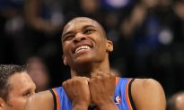 Oklahoma City Thunder Sign Westbrook to Extension