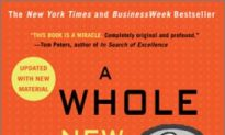 Book Review: A Whole New Mind