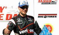 Power, Penske Dominate Qualifying for IndyCar Grand Prix of Sonoma
