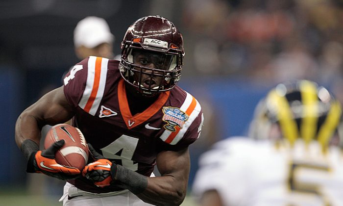 Also an adept kick returner, Wilson (L) led the ACC in rushing last year with 1,709 yards. (Chris Graythen/Getty Images)