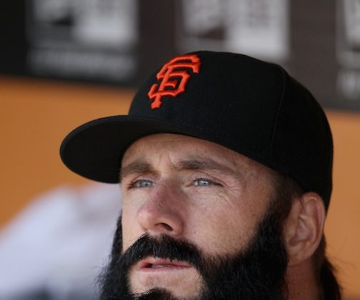 Giants closer Brian Wilson amassed 163 saves from 2008-11. (Ezra Shaw/Getty Images)