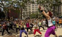 Make NYC Your Gym Week Begins