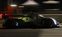 Both Audis Back on Track, Sweep Sebring 12-Hour Night Practice
