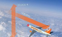 Infrared Radar Helps Aircraft Avoid Volcanic Ash