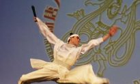 Competition Showcases True Chinese Dance