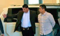 Shooting Suspect Zimmerman in Jail