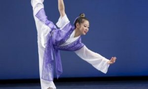 Classical Chinese Dance Competition to Come This Weekend