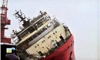 Sinking of Chinese Ship Raises Questions