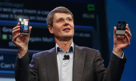 RIM Announces Name Change to BlackBerry at Long-Awaited BB10 Launch