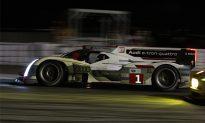 Last Hour of the Last ALMS Twelve Hours of Sebring: Audi on Track to Win