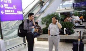 Democracy Activists Refused Entry into Hong Kong