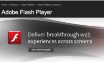 Adobe Flash Security Hole Uncovered