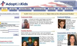 Web Site Helps Foster Children Find Permanent Families