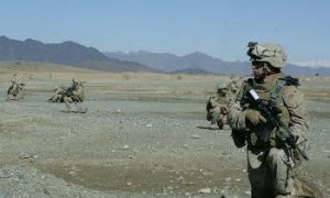Afghanistan Troop Levels on the Rise