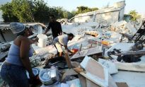 Major Aftershock Hits Haiti