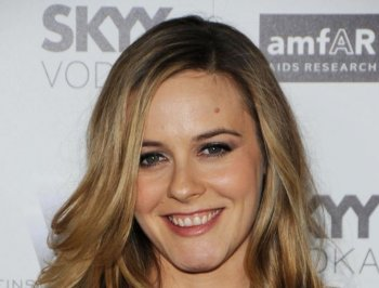 Alicia Silverstone, 'Clueless' star, is pregnant. (Amanda Edwards/Getty Images)