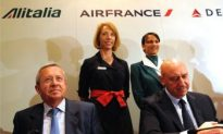 Alitalia Joins Air France-KLM Venture and US Delta Airlines