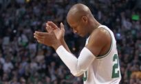 Lakers Win Against Celtics as Allen Makes History